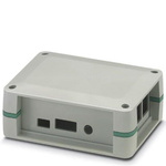 Phoenix Contact Polycarbonate Case for use with Raspberry Pi 2B, Raspberry Pi 3B in Grey