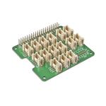 Seeed Studio Grove Base HAT with 13 Grove Module Connectors for Raspberry Pi