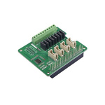 Seeed Studio 12 Channel 12-bit ADC Addon Board for Raspberry Pi using STM32F030