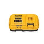 DeWALT DCB117-GB Power Tool Charger, 18 for use with 54v XR FLEXVOLT, DEWALT 18v XR, UK Plug
