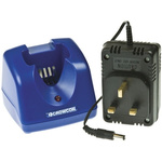 Crowcon C01947 Power Tool Charger for use with Gasman Personal Gas Monitors, UK Plug