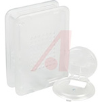 OKW Enclosures ABS, Polycarbonate Case for use with Raspberry Pi A, Raspberry Pi B in Clear