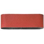 Bosch X440 Sanding Belt, 533mm 75mm, P100 Grit, Fine Grade