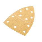 Bosch Sanding Sheet, 102mm 62mm, P120 Grit, Fine Grade