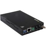 Startech 10/100Mbit/s RJ45, ST Multi Mode Media Converter Half/Full Duplex 2km