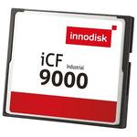 InnoDisk iCF9000 Industrial 8 GB SLC Compact Flash Card