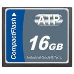 ATP CompactFlash Industrial 16 GB SLC Compact Flash Card
