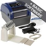 Brady BBP12 Series BBP12 Label Printer With Universal Keyboard, Euro Plug