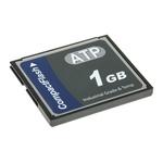 ATP CompactFlash Industrial 1 GB SLC Compact Flash Card