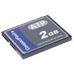 ATP CompactFlash Industrial 2 GB SLC Compact Flash Card