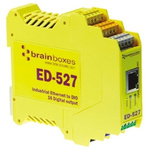 Brainboxes Ethernet Media Converter