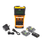 Brother PT-E550WVP Handheld Label Printer With QWERTY Keyboard, UK Plug
