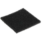 RS PRO Urethane Foam Activated Carbon Solder Fume Extractor Accessory, for use with RS PRO Fume Extractor 1234905