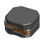 Toko, DEM10050C, 10050 Shielded Wire-wound SMD Inductor with a Ferrite Core, 4.7 μH Wire-Wound 9.4A Idc