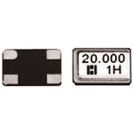 Hosonic 26MHz Crystal ±10ppm SMD 4-Pin 5 x 3.2 x 0.8mm