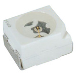 2 V Yellow LED PLCC 2 SMD, Bivar SMP2-YC