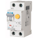 Eaton 1+N Pole Type B Residual Current Circuit Breaker with Overload Protection, 20A Concept, 10 kA