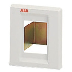 ABB 12362 MCB Panel for use with Polycarbonate Enclosures