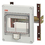 ABB 12659 Blank Panel for use with Polycarbonate Enclosures