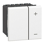 2 Way 1 Gang Dimmer Switch, 400W