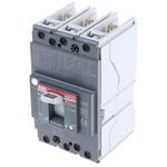 ABB, Protecta MCCB Molded Case Circuit Breaker 100 A, Breaking Capacity 36 kA, DIN Rail Mount