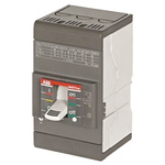 ABB, Protecta MCCB Molded Case Circuit Breaker 250 A, Breaking Capacity 36 kA, DIN Rail Mount
