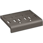 Terminal Cover for use with ABB Tmax XT3