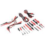 Fluke Multimeter Leads TL81A Electronic Test Lead Kit, CAT II 300V