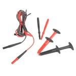 Fluke Multimeter Leads TL223-1 Electrical Test Lead Kit, CAT III 1000V