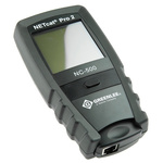 Greenlee Cable Tester Coaxial, STP, UTP, NC-500