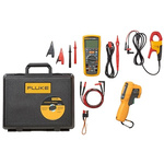 Fluke 1587 Multimeter Kit With RS Calibration