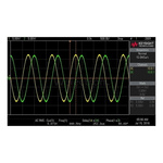 Keysight Technologies D1202BW2A Oscilloscope Software Bandwidth upgrade, For Use With DSOX1202A, DSOX1202G