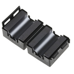 Fair-Rite Openable Ferrite Sleeve, 29 x 14.8 x 32.5mm, For EMI Suppression, Apertures: 1, Diameter 13.05mm