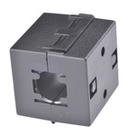 FERROXCUBE Openable Ferrite Sleeve, 29 x 32.5 x 14.8mm, For EMI Suppression, Apertures: 1, Diameter 13.4mm