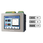 Pro-face LT4000M Series Touch Screen HMI - 5.7 in, TFT LCD Display, 320 x 240pixels