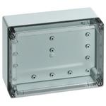 Spelsberg TG, Grey ABS Enclosure, IP66, IP67, 202 x 152 x 90mm