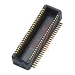 KYOCERA, 5846 0.4mm Pitch 70 Way 2 Row Right Angle PCB Header, Surface Mount, Screw, Solder Termination