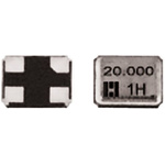Hosonic 27MHz Crystal ±30ppm SMD 4-Pin 2.5 x 2 x 0.55mm