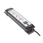 brennenstuhl 1.8m 4 Socket Type E - French Extension Lead, 230 V