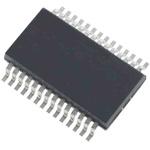 ams AS1130-BSST, LED Display Driver, 8-Digits 8-Segments, 5.5 V, 8-Pin TDFN