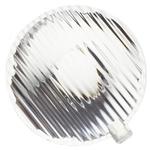 Carclo 10204 LED Lens, 90 ° Oval Ripple Beam