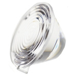 Carclo 10210 LED Lens, Medium Angle Ripple, Spot Beam