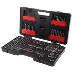 Gear Wrench 75 Piece Carbon Steel Thread Tap & Die Set