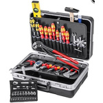 Knipex 24 Piece Plumbing Tool Kit with Case, VDE Approved