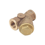 Sferaco, 3/8 in BSP Brass Y Strainer