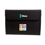 Wera 25 Piece Plumbing and Heating Tool Kit with Pouch, VDE Approved