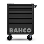 Bahco 6 drawer Solid Steel WheeledTool Chest, 965mm x 693mm x 510mm