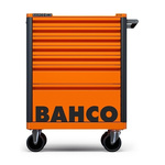 Bahco 7 drawer Solid Steel WheeledTool Chest, 965mm x 693mm x 510mm