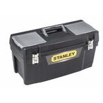 Stanley 1 drawer  Plastic Tool Box, 635 x 292 x 316mm