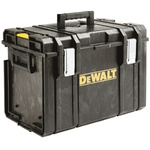 DeWALT TOUGHSYSTEM Organiser Plastic Tool Box, 550 x 366 x 408mm